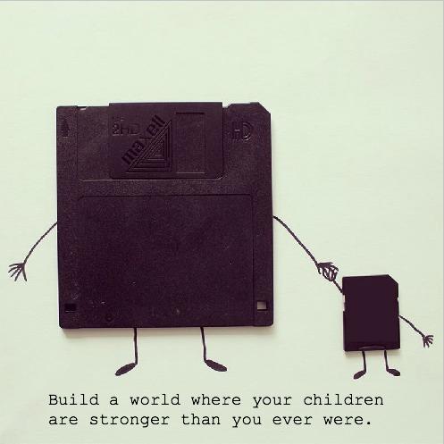 Das Ziel aller Eltern